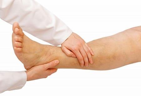 Тромб в нижних конечностях симптомы